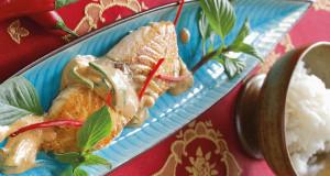 Thai Lachs - histaminarm genießen