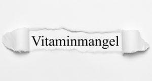 Vitaminmangel bei Nahrungsmittelunverträglichkeiten